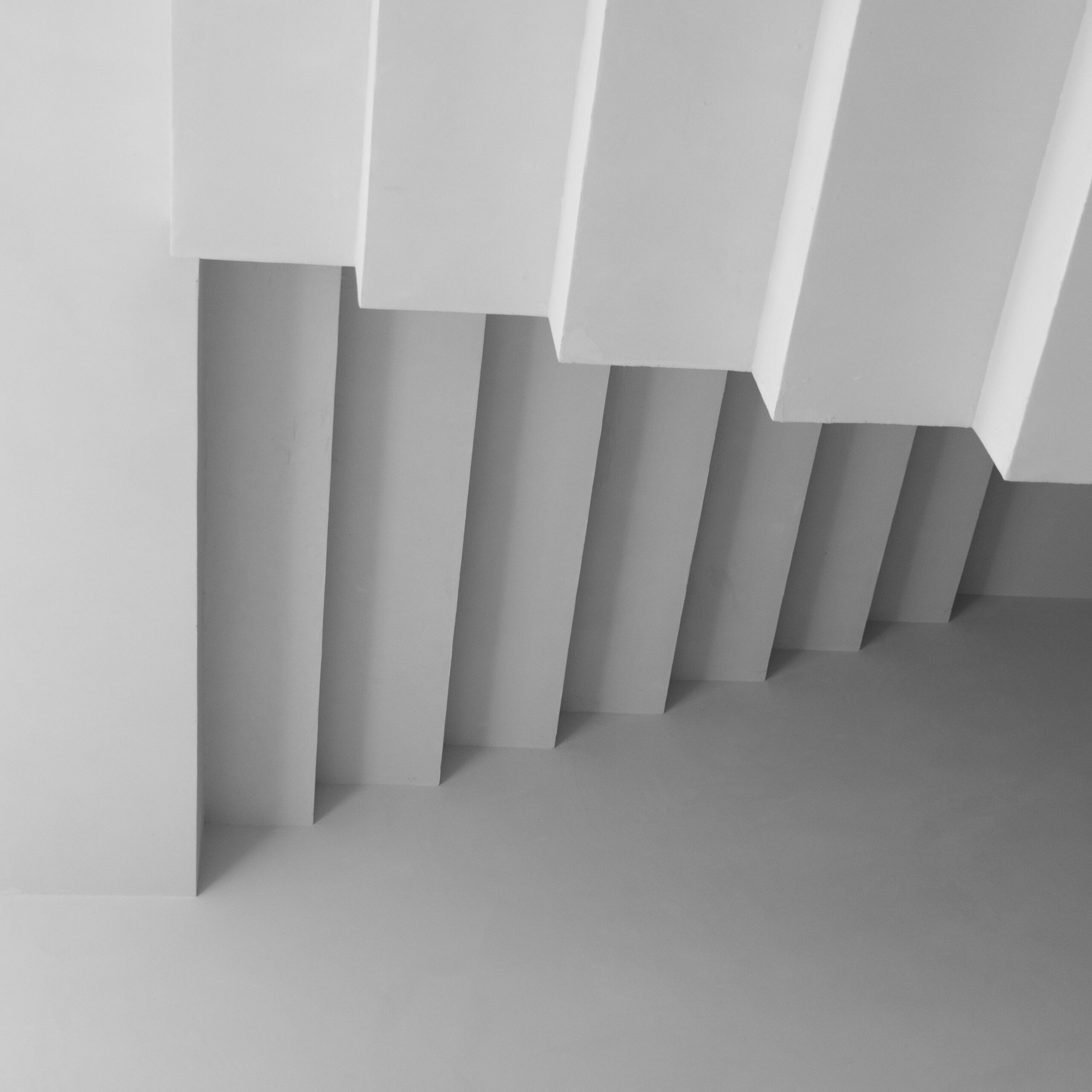 ©Aurélie Marcellak | Les escaliers de la Villa cavrois